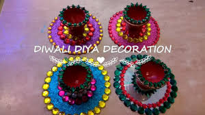 Small Picture DIY Diwali Home Decoration Ideas How to Decorate Diwali Diyas