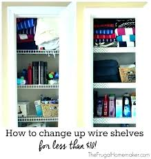 wire shelves for closet wire shelves for closet home remodel decorating wire closet shelf dividers