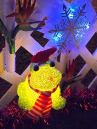 Frog Christmas Lights Kaneohe In Honolulu Hawaii Flickr