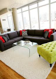 charcoal gray couch living room contemporary with none 1 intended for plan 12