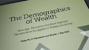 essay no the role of education the demographics of wealth  essay no 2 the role of education the demographics of wealth center for household financial stability st louis fed