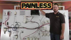 fuel injection harness testing process