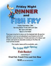 Fish Fry Flyer Microsoft Office Image Result For Sample Dinner Sale Flyer Flyer Template