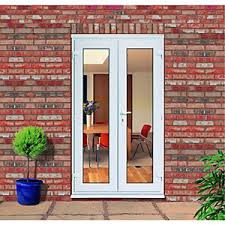 open arched double doors. Wickes Exterior French Door Frame White 2090 X 1190mm Pack 3 Of Open Arched Double Doors 6