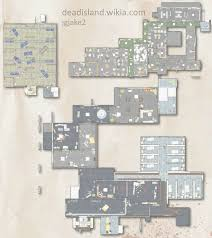 police station map large dead island wiki fandom powered by wikia Dead Island Map Dead Island Map #33 dead island map minecraft