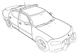 Small Picture Police Car Coloring Pages coloringsuitecom