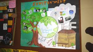 Skits And Charts Prepared By Students To Create Awareness