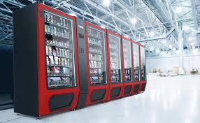 Vending Machine Manufacturing Company Investment Opportunity in Mykolaiv,  Ukraine seeking EUR 1.5 million