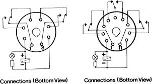 8 pin relay base wiring diagram wiring diagram and hernes pyf14a relay base wiring diagram nilza