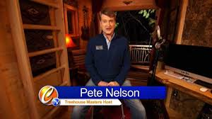 New Book From U0027Treehouse Mastersu0027 Star Explores Tree House Design Pete Nelson Treehouse Man