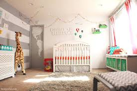 hot air balloon themed bedroom inspiring nursery designscolorful circus themed nursery room