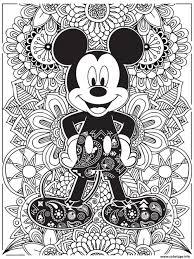 R Sultat De Recherche D Images Pour Mandala De Mickey A Imprimer