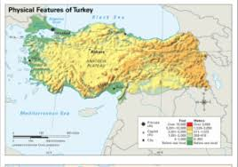 turkey physical features.  Features Physical Features In Turkey Features