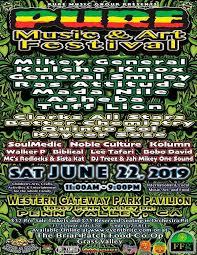 Roswell Caribbean Fest Jah Kings Pure Music Art Festival