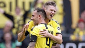 Für die kölner trifft matchwinner ellyes skhiri doppelt. 1 Fc Koln Gegen Borussia Dortmund Live Im Tv Und Livestream Sehen Sportbuzzer De