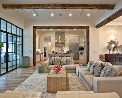 A Living Room Design Model Simple Decoration