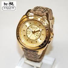time club rakuten global market coach coach watch 14501287 coach coach watch 14501287 boyfriend boyfriend gold mens ladies watch watches