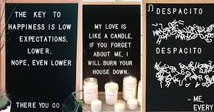 Quotes Letter 33 Witty Letter Board Quotes To Inspire Your Inner Comedian