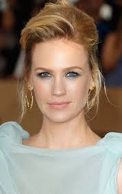 january jones 3 red carpet beauty looks the make up artist reveals how