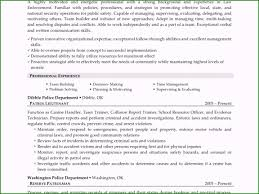 32 Unforgettable Federal Law Enforcement Resume Template You Have To