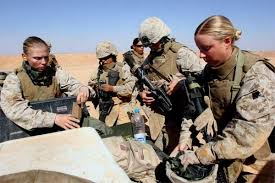 Usmc 0331 Marine Corps Approves First Two Women For Infantry Positions