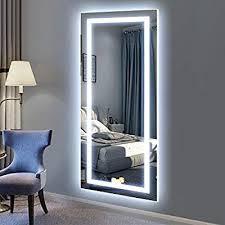mirror wall decor bedroom