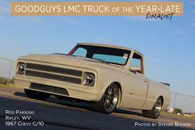 All Chevy chevy c-10 : 1967 Chevy C/10: LMC Truck of the Year-Late Finalist - Goodguys ...