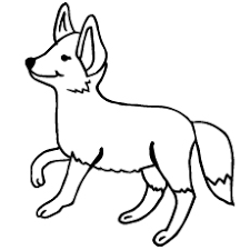 Small Picture Top 25 Free Printable Fox Coloring Pages Online