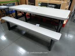 costco folding table photo 3 of 9 folding tables 3 lifetime folding table costco folding tables