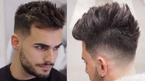 Short Hairstyle Shortairstyles Male For Guys With Thick Curlyair