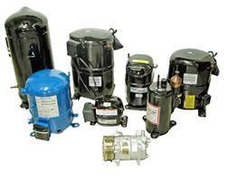 compresor refrigeracion. el compresor desempeña un papel fundamental en los ciclos de refrigeración. puede decirse que es corazón del sistema, y él depende refrigeracion p