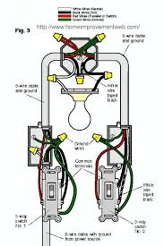 way switch conversion method wiring diagram schematics simple electrical wiring diagrams basic light switch diagram