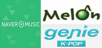 Genie Music Chart Update Most Korean Music Sites Except Melon Do Not Count