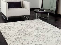 mesmerizing white damask rug for your home concept