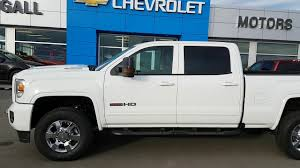 2018 gmc 3500 all terrain. wonderful terrain 2018 gmc sierra 3500 hd slt u0027all terrainu0027 4x4 crew cab diesel 185548 to gmc all terrain u