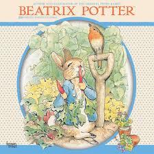 beatrix potter wall calendar calendars books gifts