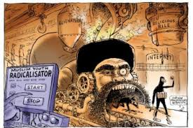 Image result for muslims cartoon daily telegraph