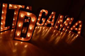 Large Letter Lights Wedding Lights Big Wedding Love Sign Large Letter Number Light Up