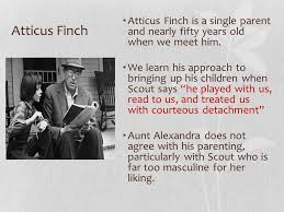 character revision to kill a mockingbird atticus finch atticus  3 atticus