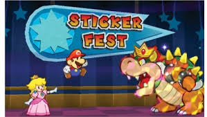 Paper Mario Sticker Star Review. - n3rdabl3
