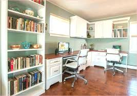 home office desk for two. Two Person Office Desks Home For People . Desk