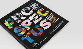 Graphic Design Telford Prospectus Concepts For New College Telford Emerge Design Ltd