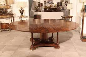 84 inch round dining table lovely 90 round mahogany radial dining table with jupe patent action