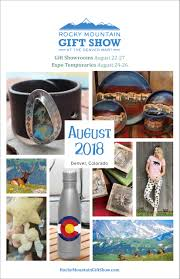 august 2018 denver gift and apparel show