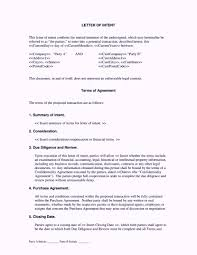 contractor letter of intent template template com contractor letter of intent template