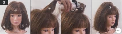 コテ 巻き方色っぽい髪型で上品な女性を演じる4つの秘訣