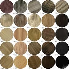 Uniwigs Topper 101 Color Chart