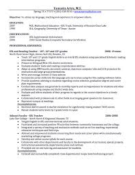 Academic Resume Sample academic cv template latex Academic resume sample shows you how to 5
