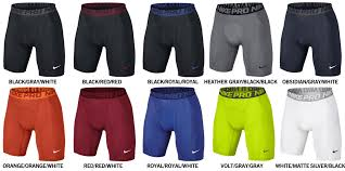 Nike Pro Cool 6in Senior Shorts