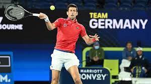 Novak Djokovic Praises Serbia Fight After 2021 ATP Cup Exit - Match  Reaction | ATP Cup